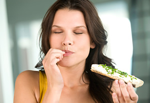 Want to loose weight? Enjoy your food!